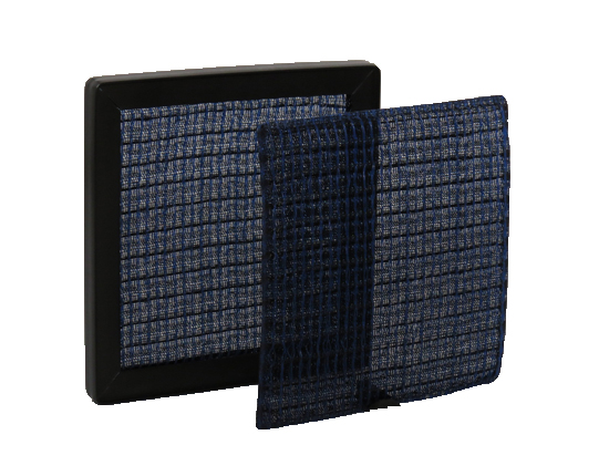 ES Series permanent cleanable air filters